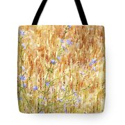 Chickory N Wheat W C Tote Bag