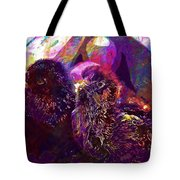 Chicks Hatched Fluffy Young Animal  Tote Bag