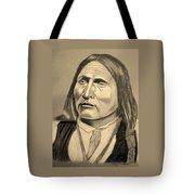 Chief Big Bow Tote Bag