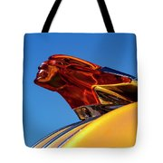 Chief Flying Cloud Tote Bag