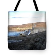 Chief Joseph Dam Tote Bag
