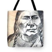 Chief Joseph Tote Bag