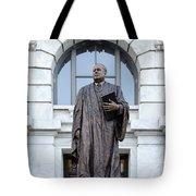 Chief Justice Edward Douglas White Statue- Nola Tote Bag