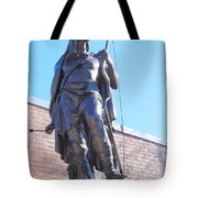 Chief Squantum Tote Bag