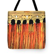 Chiefs Blanket Tote Bag