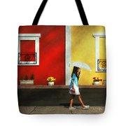 Child - A Bright Sunny Day  Tote Bag