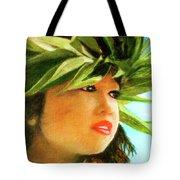 Child Keiki In Hawaiian No# 84 Tote Bag