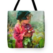 Child Of Eden Tote Bag