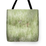Child Of The Meadows Tote Bag