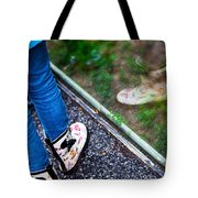 Child Reflection Tote Bag