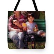 Children - Balanced Meal Tote Bag