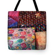 Children - Happy Birthday Tote Bag by Mike Savad