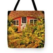Children - The Children's Cottage Tote Bag