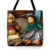 Children - Toys -  Dolls Americana  Tote Bag