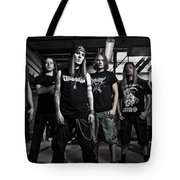Children Of Bodom Tote Bag