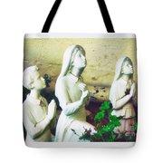 Children Of Fatima Tote Bag