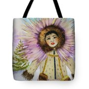 children of the North Tote Bag
