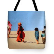 Children Of The Sinai Tote Bag