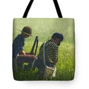 Children Of War Tote Bag