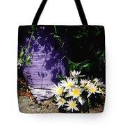 Children's Lotus Boquet Tote Bag