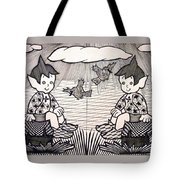 children's World Tote Bag
