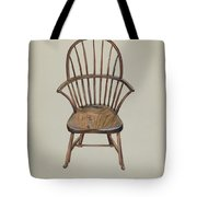 Child's Arm Chair Tote Bag