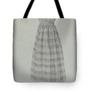 Child's Dress Tote Bag