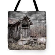 Child's Playhouse Tote Bag