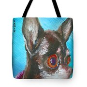 Chili Chihuahua Tote Bag