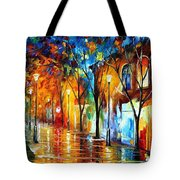 Chill Energy Tote Bag