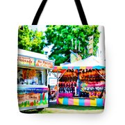 Chillersice Cold Fruit Chillers Tote Bag