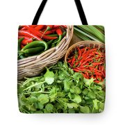 Chillies 07 Tote Bag