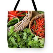Chillies 08 Tote Bag