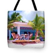 Chillin Tote Bag