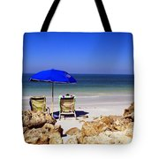 Chillin' Out Tote Bag