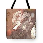 Chillin Sunday Tote Bag