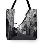 Chilling Out In Tuscany Tote Bag