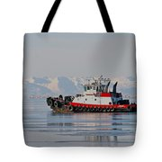 Chilly Waters Tote Bag