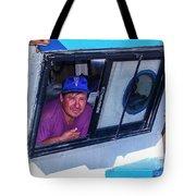 Chiloe Fisherman Tote Bag