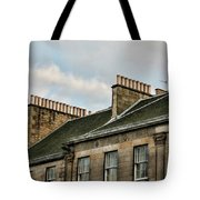Chimney Architecture Tote Bag