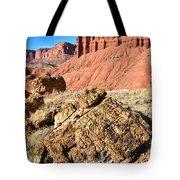 Chimney Rock IIi Tote Bag