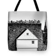Chimneys In Edinburgh Tote Bag