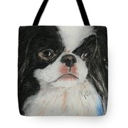 Chin-sational Tote Bag