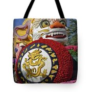 China Airlines Parade Float Tote Bag