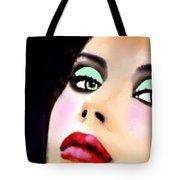 China Art Beautiful Lady A  Tote Bag