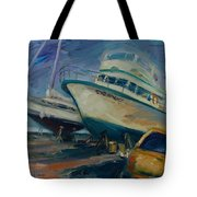 China Basin Tote Bag