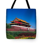 China, Beijing Tote Bag