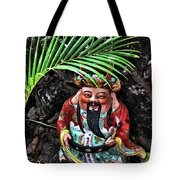 China Boat Gnome Tote Bag