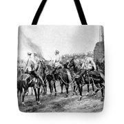 China: Boxer Rebellion Tote Bag