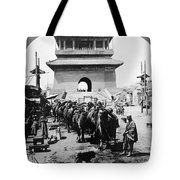 China: Caravan, C1919 Tote Bag